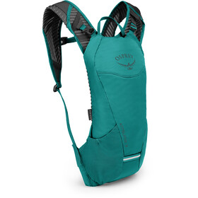 Osprey Kitsuma 3 Hydration Backpack Women, teal reef